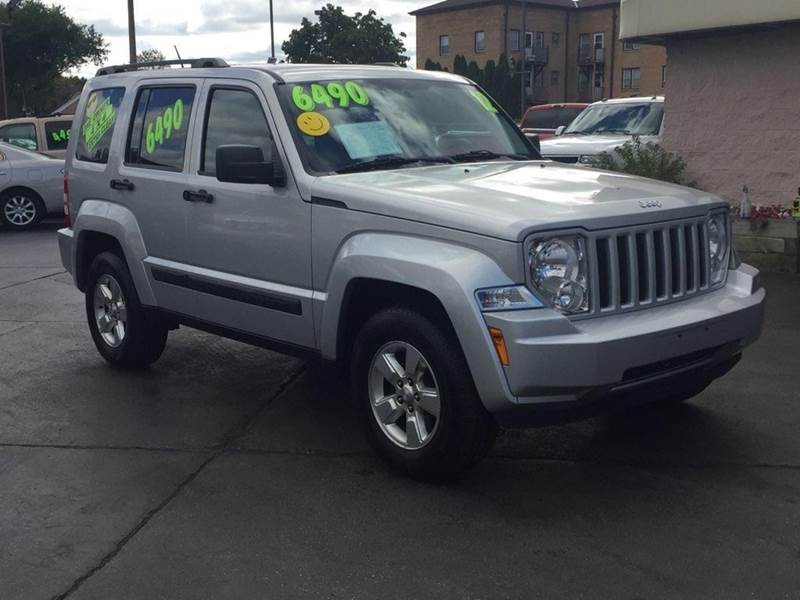 2012 Jeep Liberty 4x4 Sport 4dr SUV In Milwaukee WI  Auto Solutions