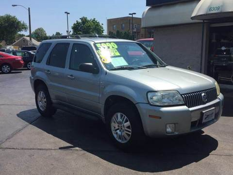 2005 Mercury Mariner for sale in Milwaukee, WI