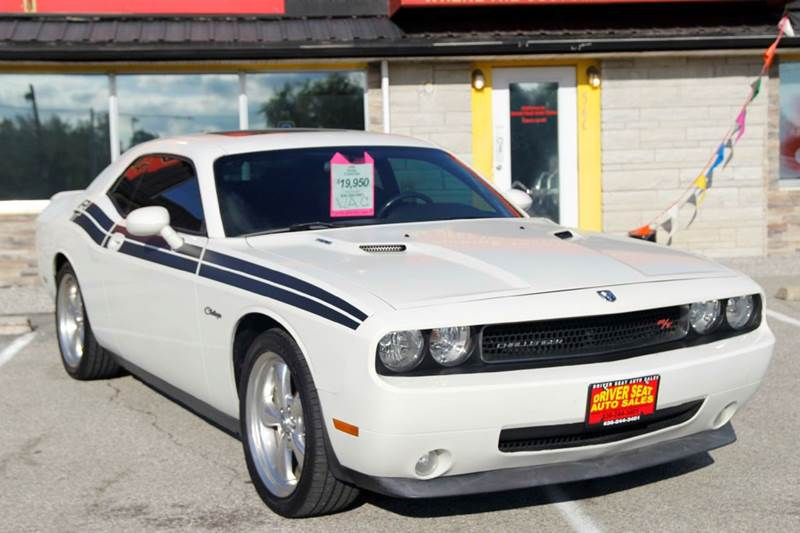 2009 Dodge Challenger R/T 2dr Coupe - St. Charles MO