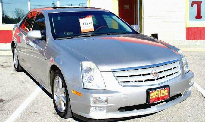 2007 Cadillac STS V8 4dr Sedan - St. Charles MO