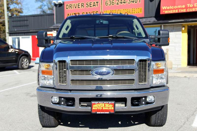 2008 Ford F-250 Super Duty Lariat 4dr Crew Cab 4WD SB - St. Charles MO