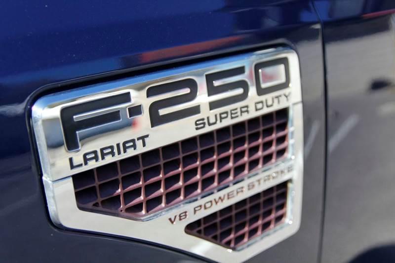 2008 Ford F-250 Super Duty Lariat 4dr Crew Cab 4WD SB - St. Charles MO