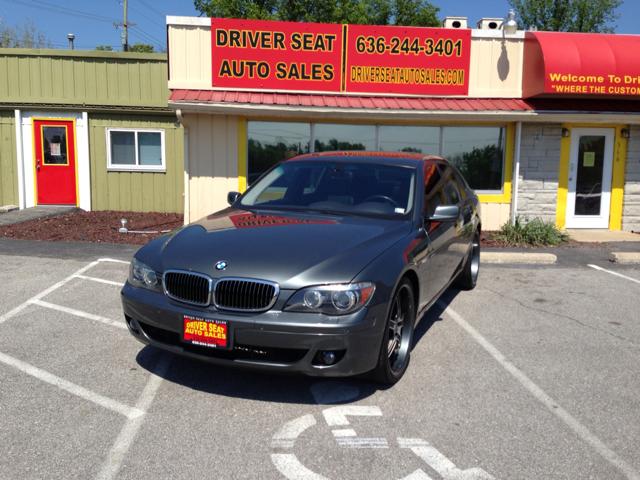 2007 BMW 7 Series