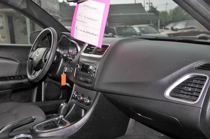 2012 Dodge Avenger SE V6 4dr Sedan - St. Charles MO