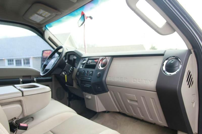 2008 Ford F-250 Super Duty XLT 4dr Crew Cab 4WD SB - St. Charles MO
