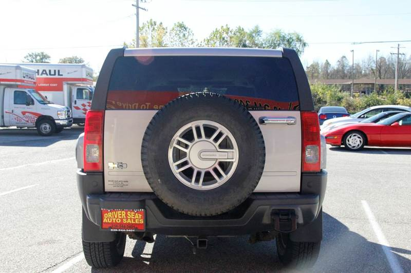 2007 HUMMER H3 Luxury 4dr SUV 4WD - St. Charles MO