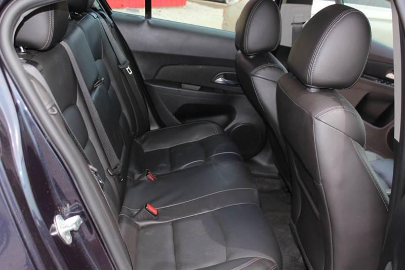 2014 Chevrolet Cruze 2LT Auto 4dr Sedan w/1SH - St. Charles MO