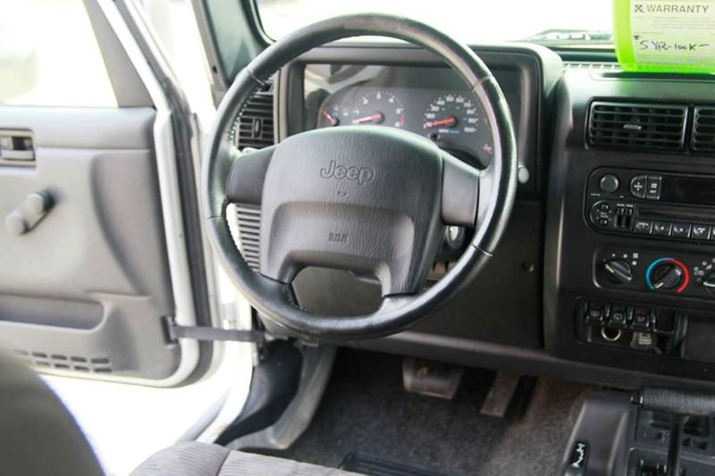 2003 Jeep Wrangler 2dr Sport 4WD SUV - St. Charles MO
