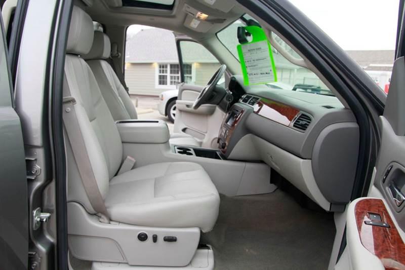 2007 Chevrolet Silverado 1500 LTZ 4dr Crew Cab 4WD 5.8 ft. SB - St. Charles MO