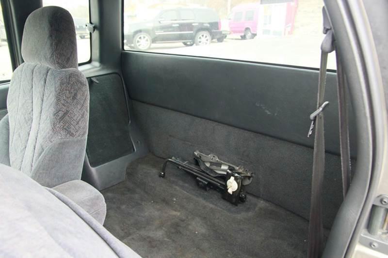 2000 GMC Sonoma 2dr SLS Sport Extended Cab Stepside SB - St. Charles MO