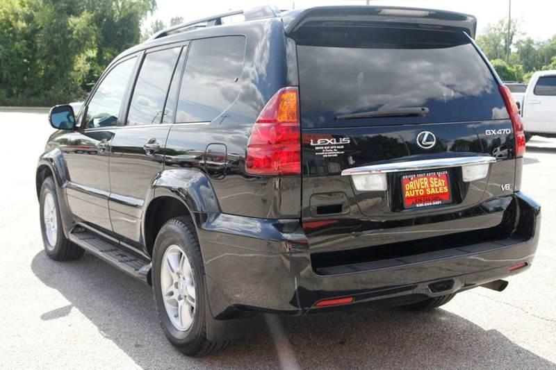 2004 Lexus GX 470 4WD 4dr SUV - St. Charles MO