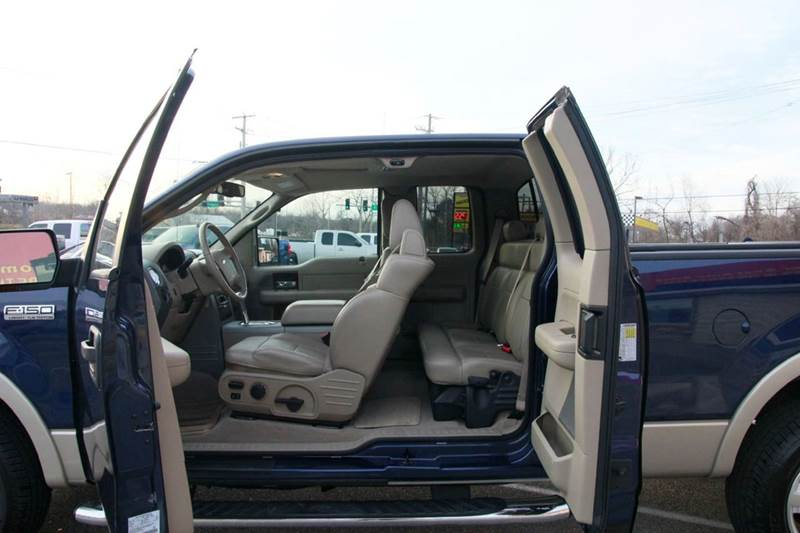 2007 Ford F-150 Lariat 4dr SuperCab 4WD Styleside 5.5 ft. SB - St. Charles MO