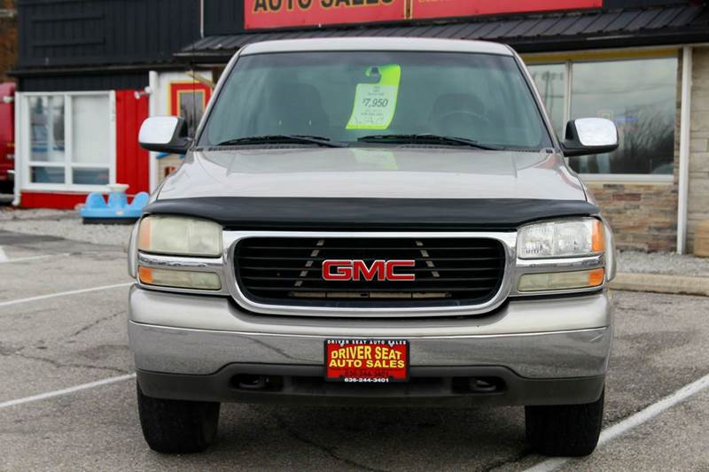 2002 GMC Sierra 1500 4dr Extended Cab SLE 4WD SB - St. Charles MO