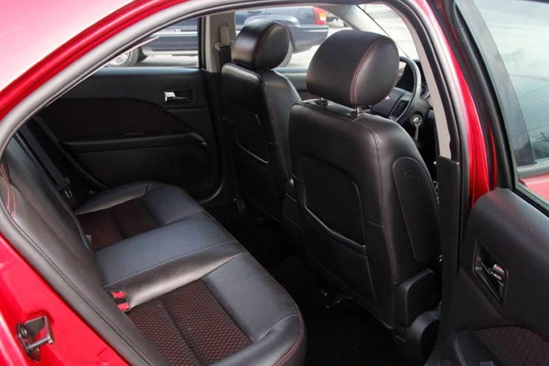 2008 Ford Fusion I4 SE 4dr Sedan - St. Charles MO