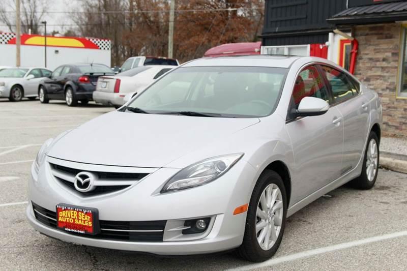 2012 Mazda MAZDA6 i Touring Plus 4dr Sedan - St. Charles MO