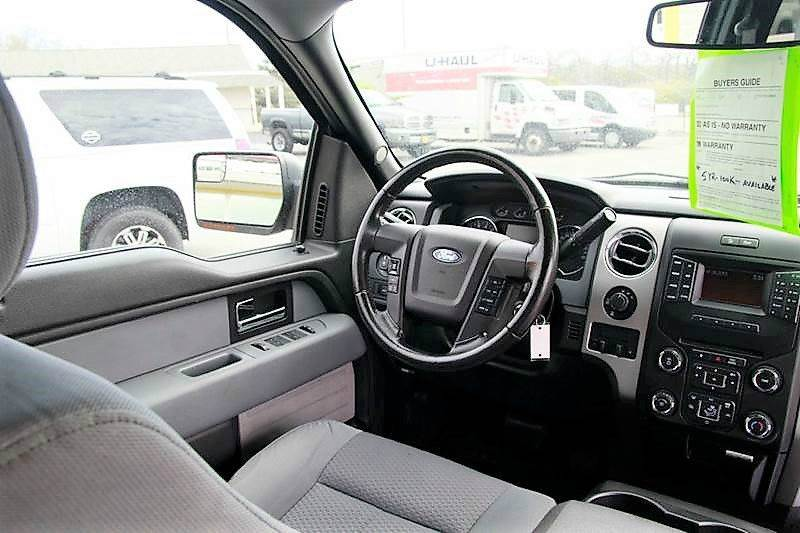 2013 Ford F-150 4x4 XLT 4dr SuperCab Styleside 6.5 ft. SB - St. Charles MO