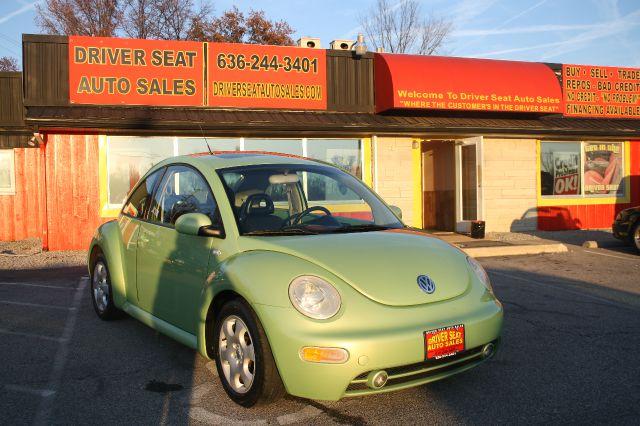 2002 Volkswagen New Beetle