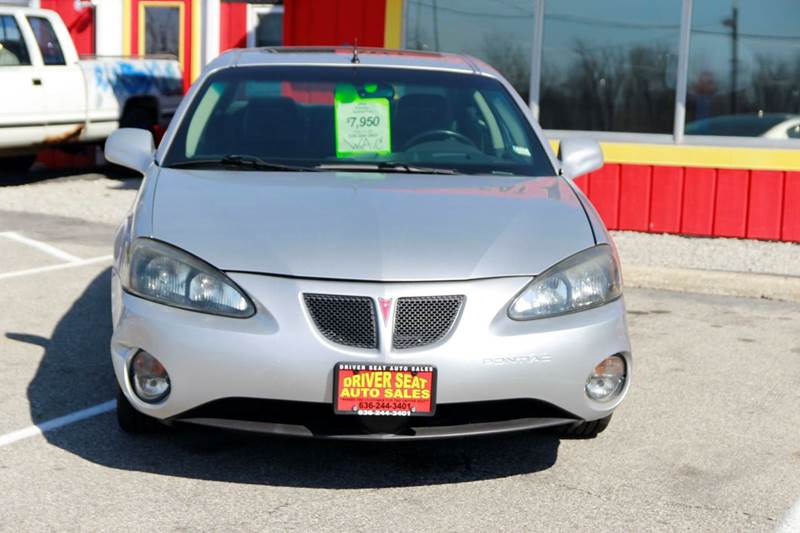 2004 Pontiac Grand Prix GTP 4dr Supercharged Sedan - St. Charles MO