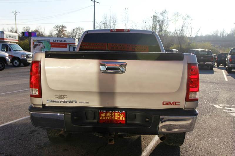 2008 GMC Sierra 1500 4WD SLE1 4dr Extended Cab 6.5 ft. SB - St. Charles MO