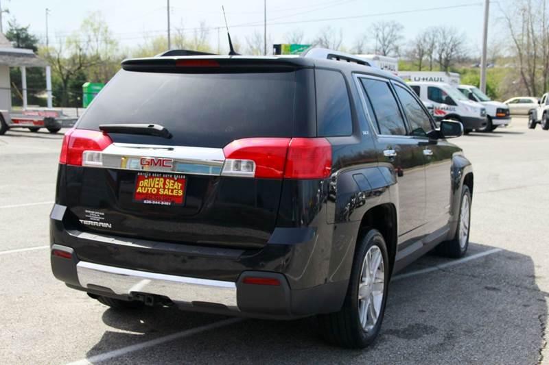 2011 GMC Terrain SLT-2 4dr SUV - St. Charles MO