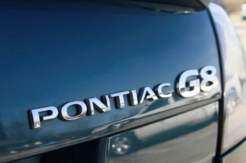 2009 Pontiac G8 GT w/Bluetooth 4dr Sedan - St. Charles MO