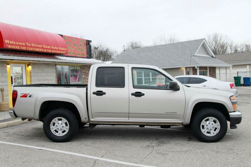 2005 Chevrolet Colorado 4dr Crew Cab Z71 LS 4WD SB - St. Charles MO