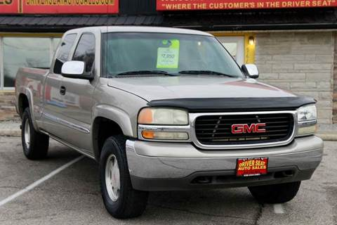 2002 GMC Sierra 1500