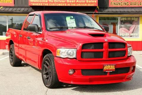 2005 Dodge Ram Pickup 1500 SRT-10 for sale in St. Charles, MO