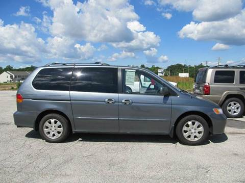 2002 Honda Odyssey for sale in New Oxford, PA