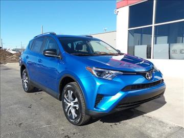 2017 Toyota RAV4 for sale in Escanaba, MI