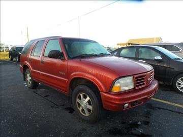 2000 Oldsmobile Bravada for sale in Escanaba, MI
