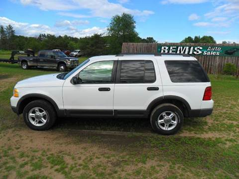 2003 Ford Explorer for sale in Crivitz, WI