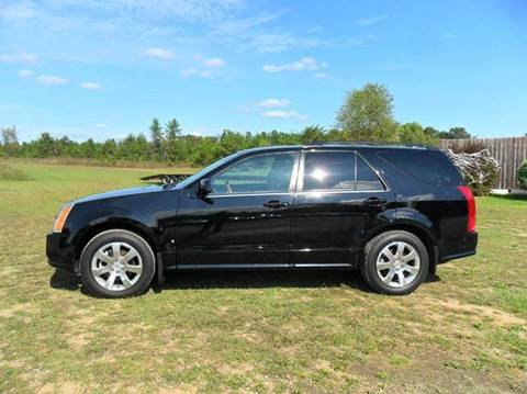 2007 Cadillac SRX for sale in Crivitz, WI