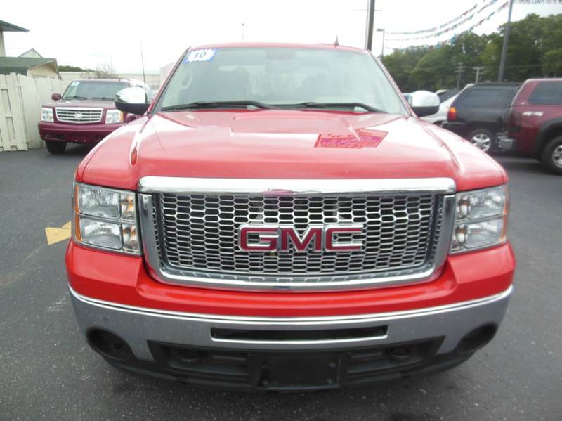 2010 GMC Sierra 1500