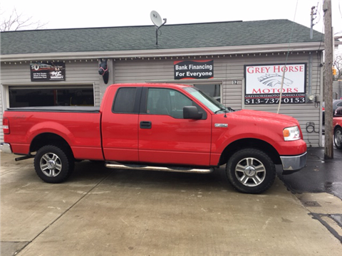 2006 Ford F-150 for sale in Hamilton, OH