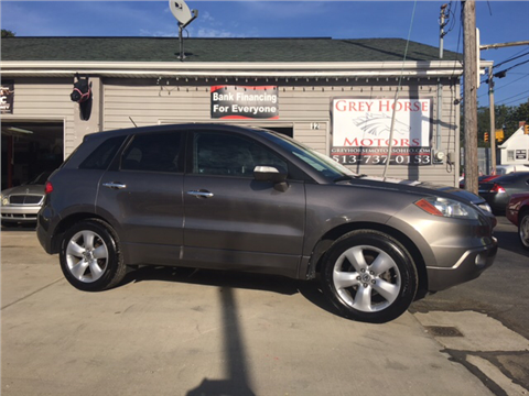 2008 Acura RDX for sale in Hamilton, OH