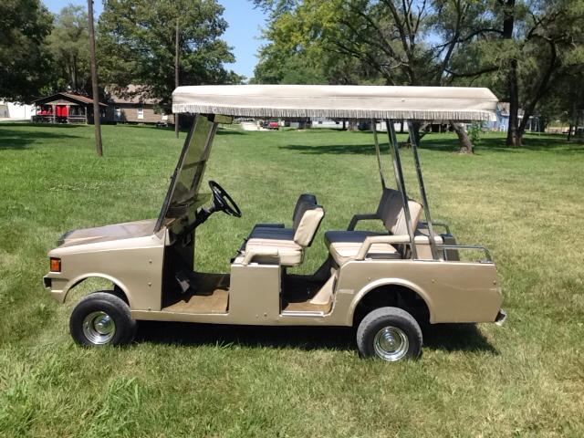 2000 Western Golf Cart