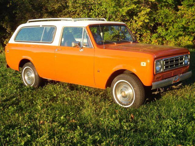 1979 IH SCOUT II 4X4