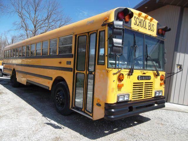 1995 IH Genesis  TS3900 Transit Bus