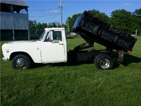 1973 International Harvester 30
