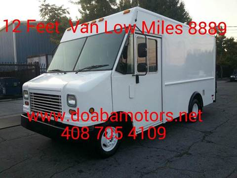 2009 Ford E-Series Chassis for sale in San Jose, CA