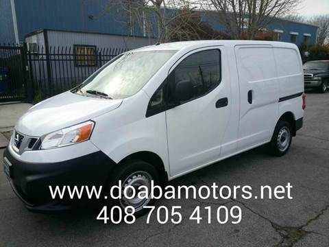 2016 Nissan NV200 for sale in San Jose, CA