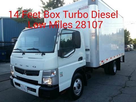 2013 Mitsubishi Fuso for sale in San Jose, CA