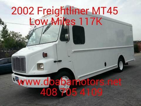 2002 Freightliner MT45 for sale in San Jose, CA