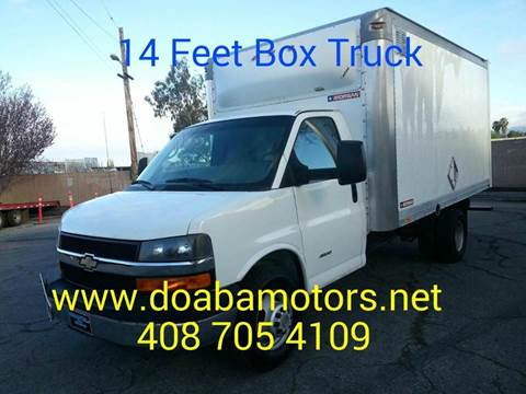 2011 Chevrolet Express Cutaway for sale in San Jose, CA