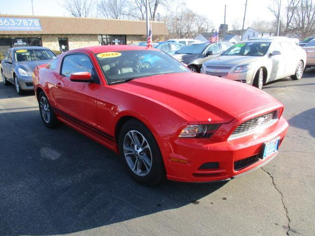 2014 Ford Mustang For Sale In Ohio