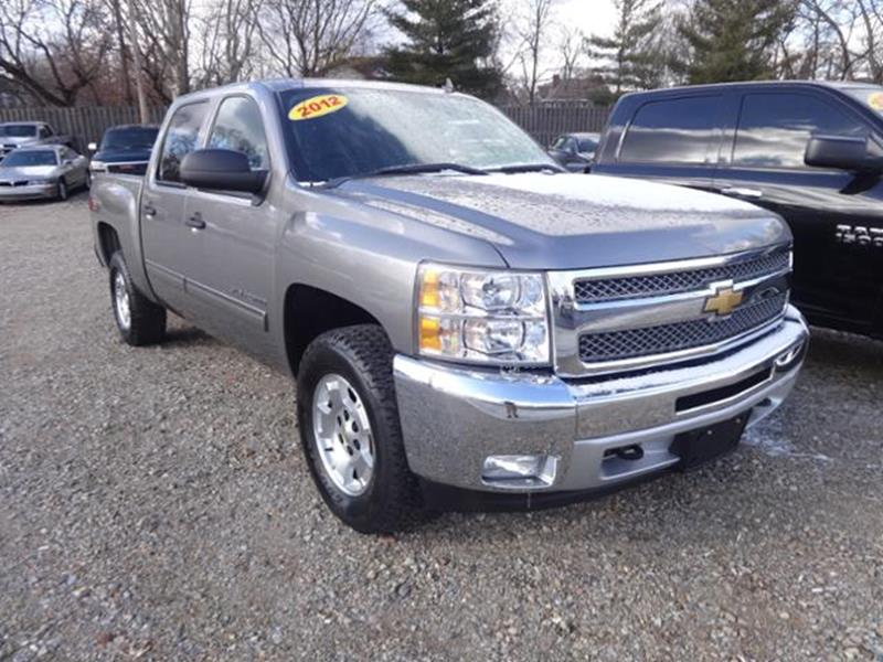 Used 2012 chevrolet silverado 1500 for sale in ohio for Eagle motors hamilton ohio