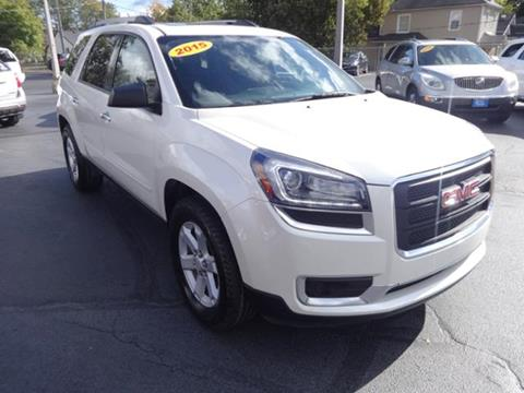 2015 GMC Acadia for sale in Hamilton, OH