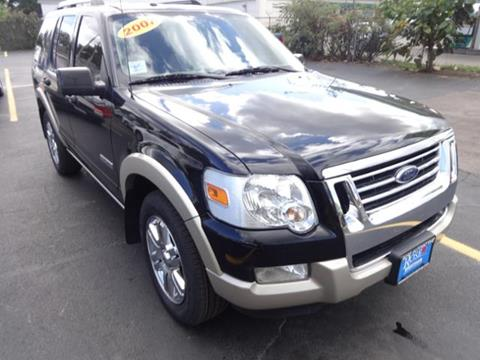 2007 Ford Explorer for sale in Hamilton, OH