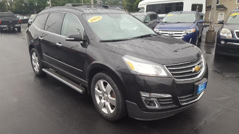 Chevrolet traverse for sale in hamilton oh for Eagle motors hamilton ohio